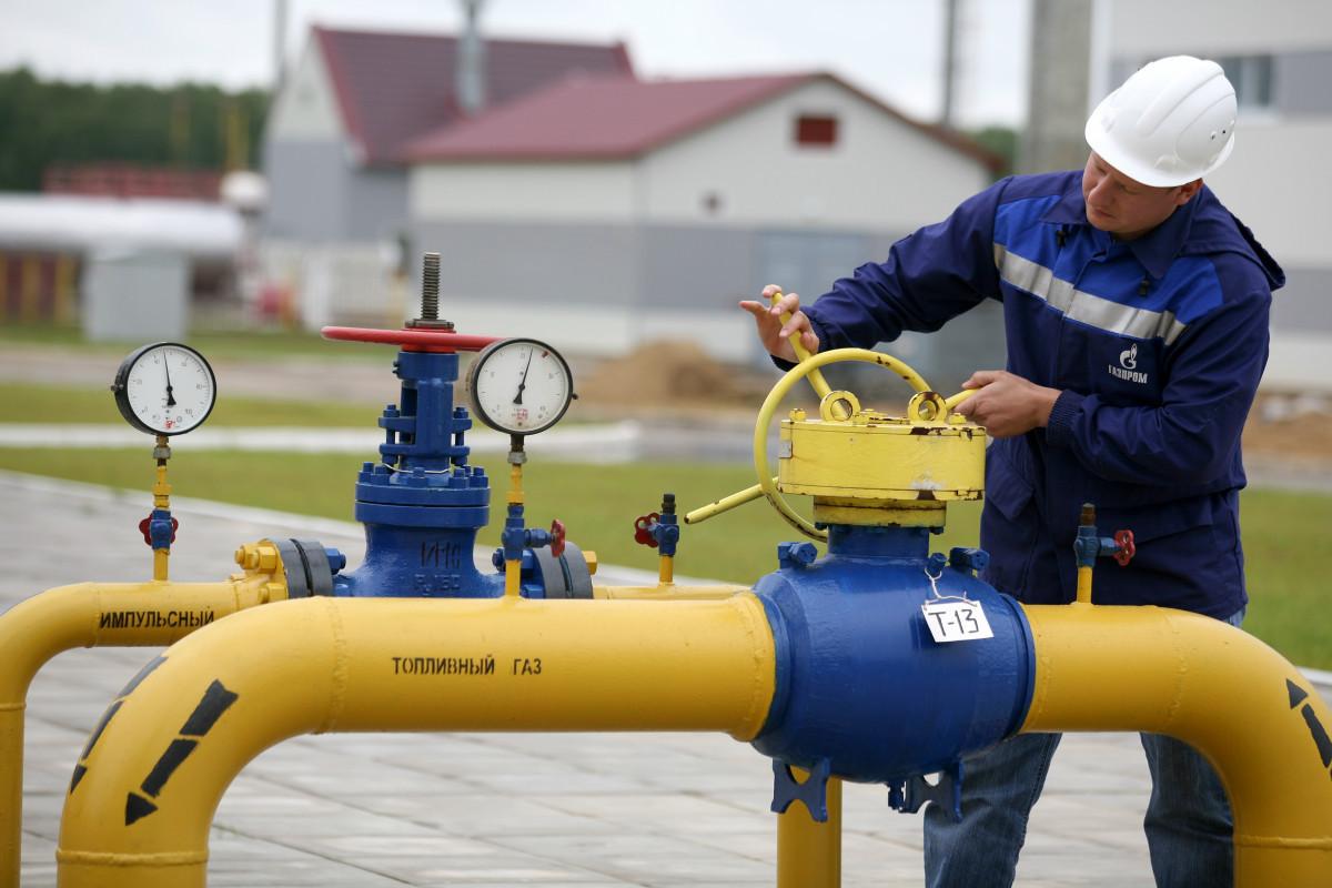 Россия резко увеличила добычу газа в июне