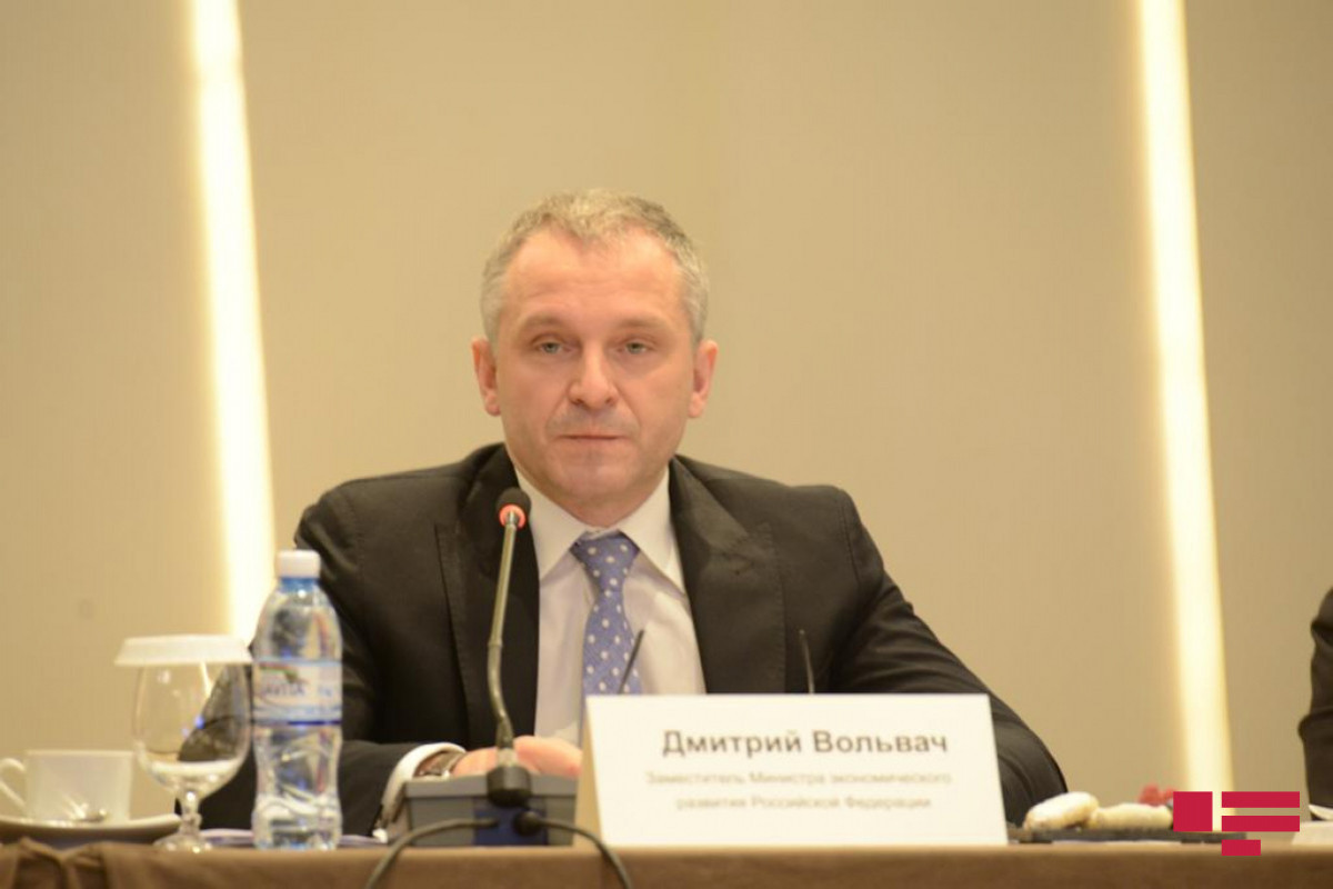 """Russian Deputy Minister: """"There are wide opportunities for increasing trade turnover between Azerbaijan and Russia"""""""