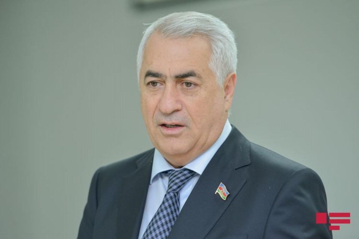"Javid Gurbanov: ""Rapid work is underway to establish railway infrastructure in the liberated territories"""