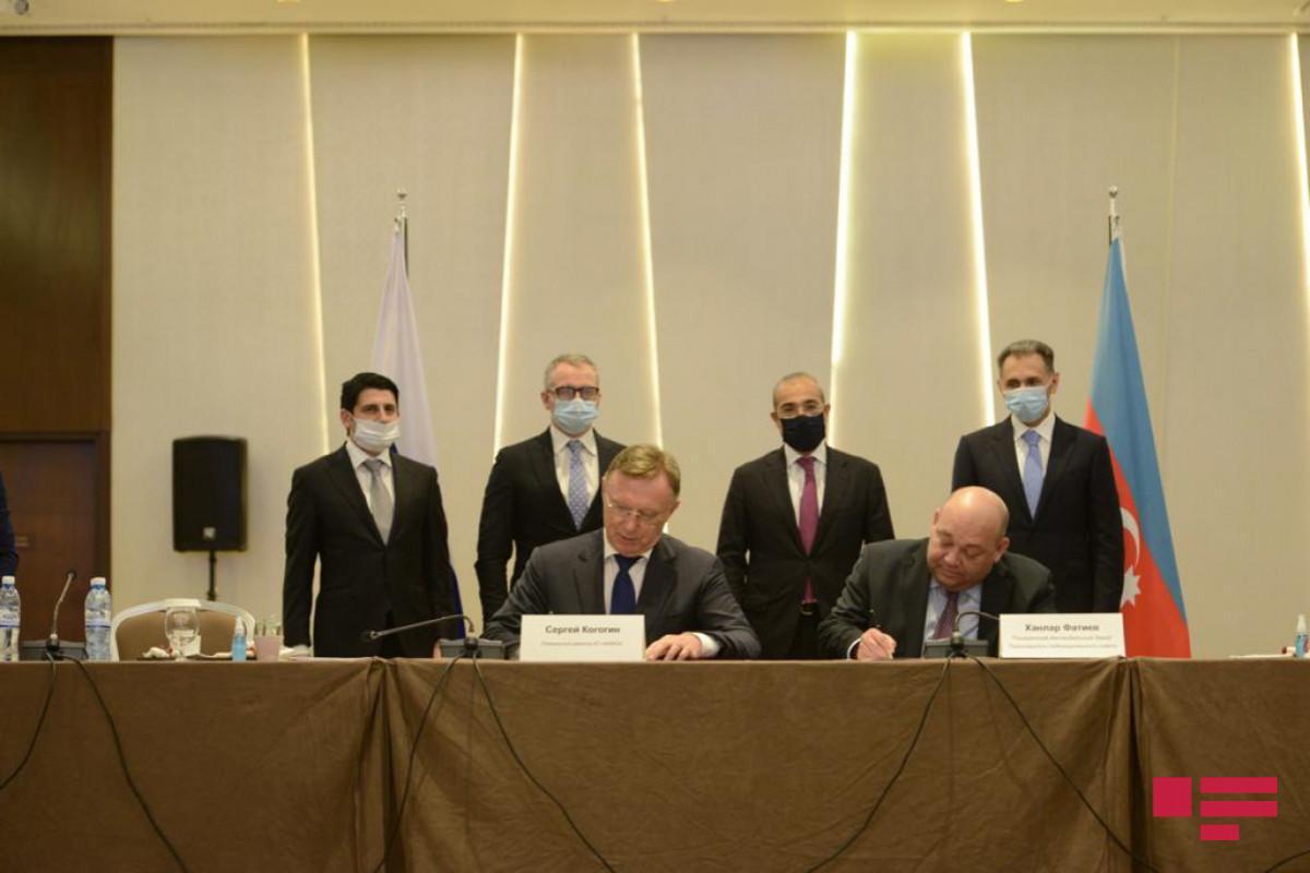 """Азербайджан и Россия создают совместную лизинговую компанию -<span class=""""red_color"""">ОБНОВЛЕНО"""