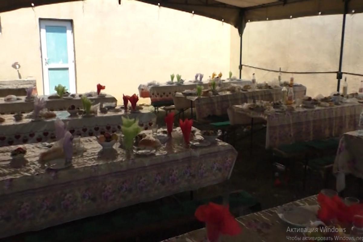 Ağstafada övladına toy məclisi təşkil edən koronavirus xəstəsi aşkarlanıb - VİDEO  - YENİLƏNİB