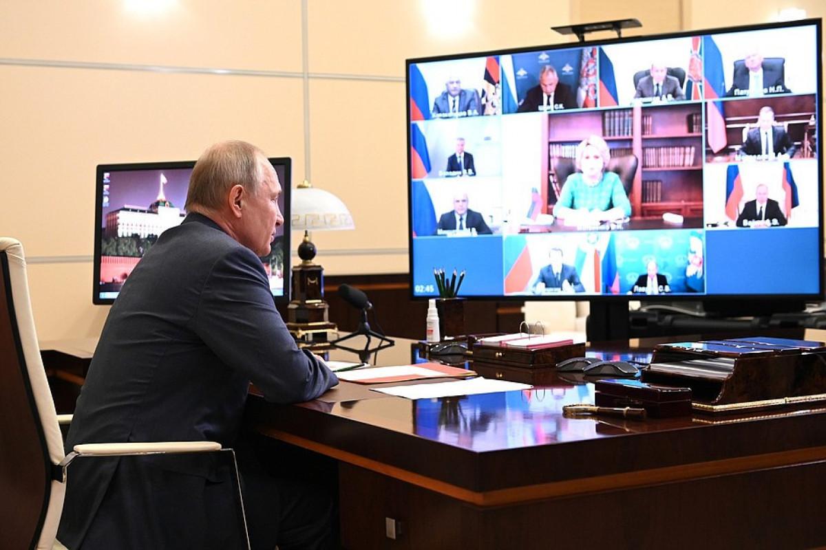 Путин на заседании Совбеза РФ обсудит отношения со странами СНГ