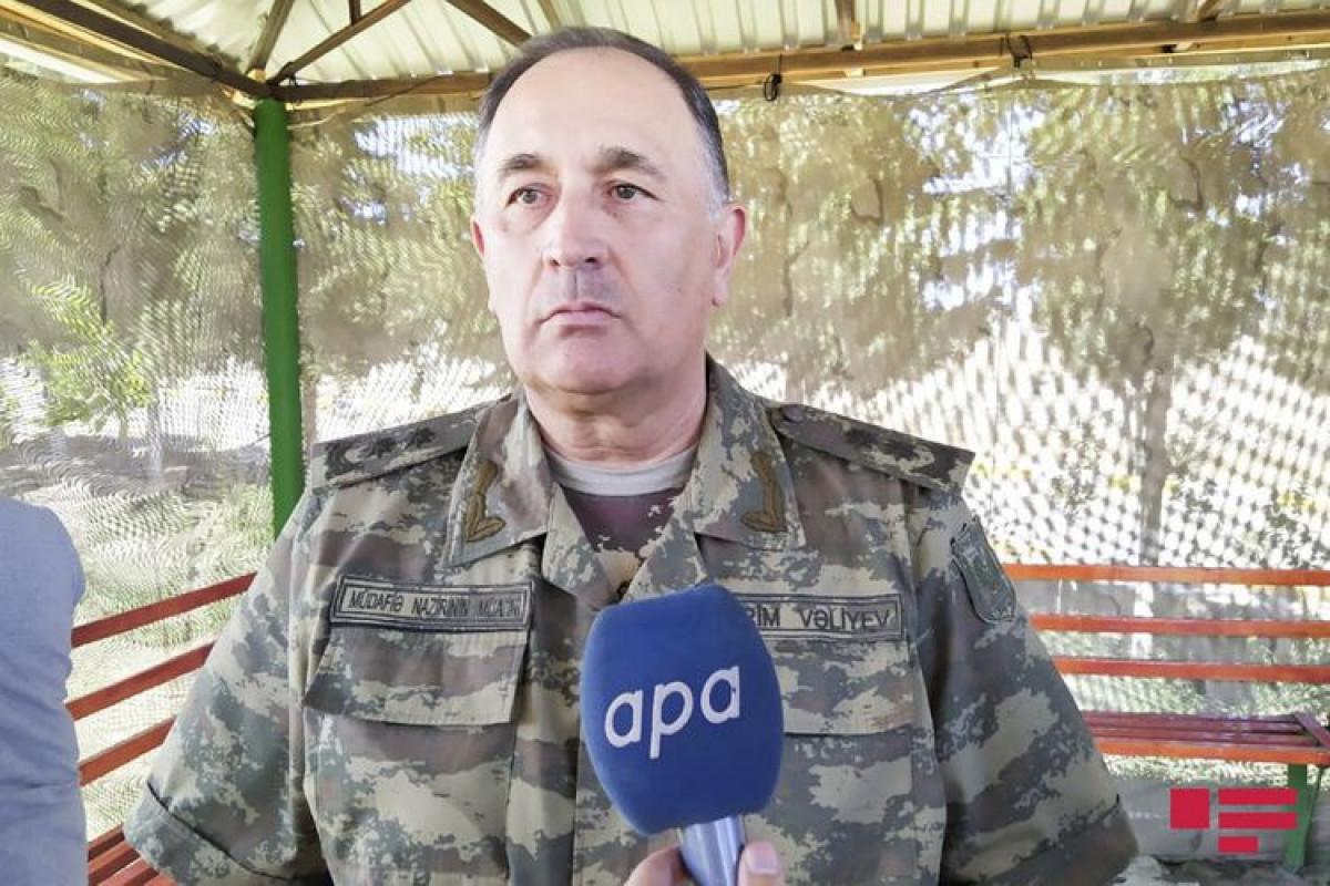 Lieutenant General Karim Valiyev appointed Chief of Staff of the Azerbaijani Army