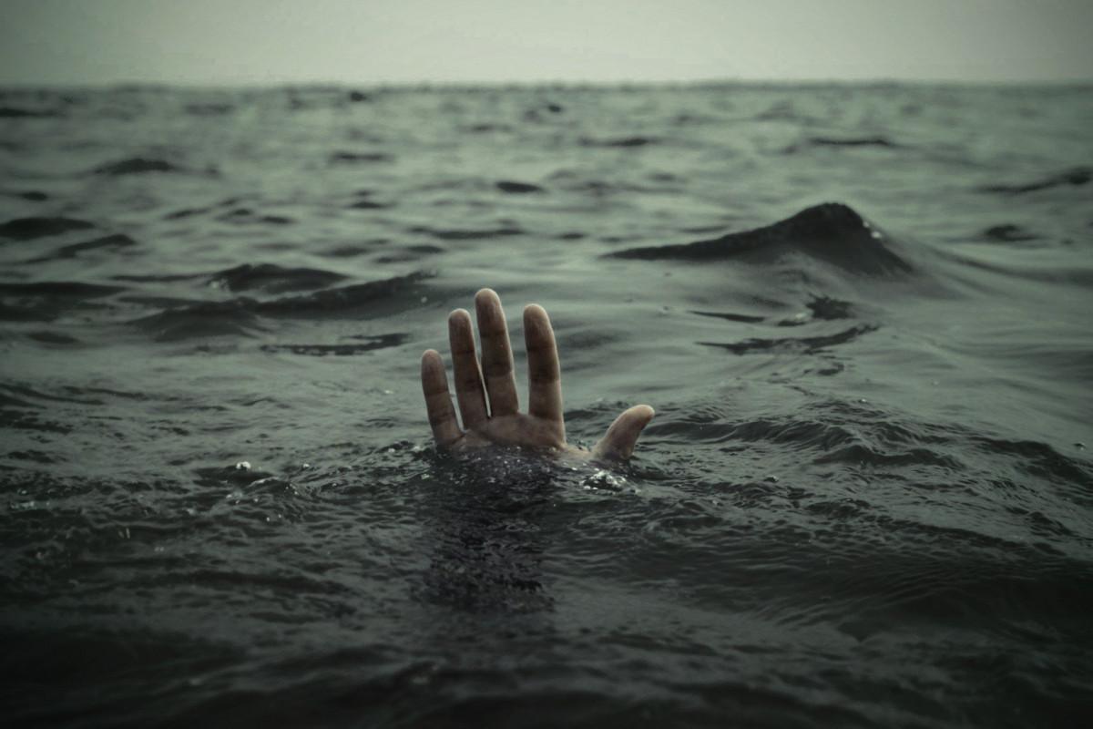 В Бильгя один человек утонул в море