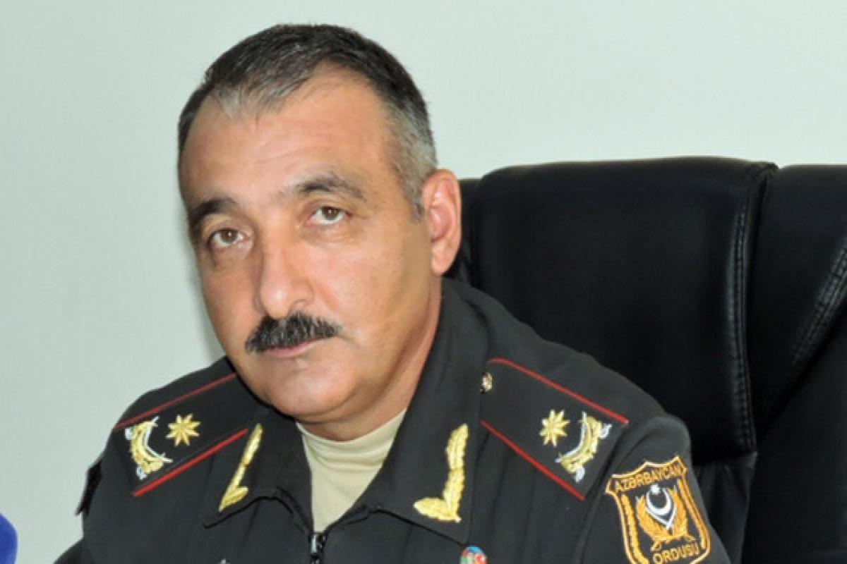 Анвар Эфендиев назначен заместителем министра обороны – командующим Сухопутными войсками