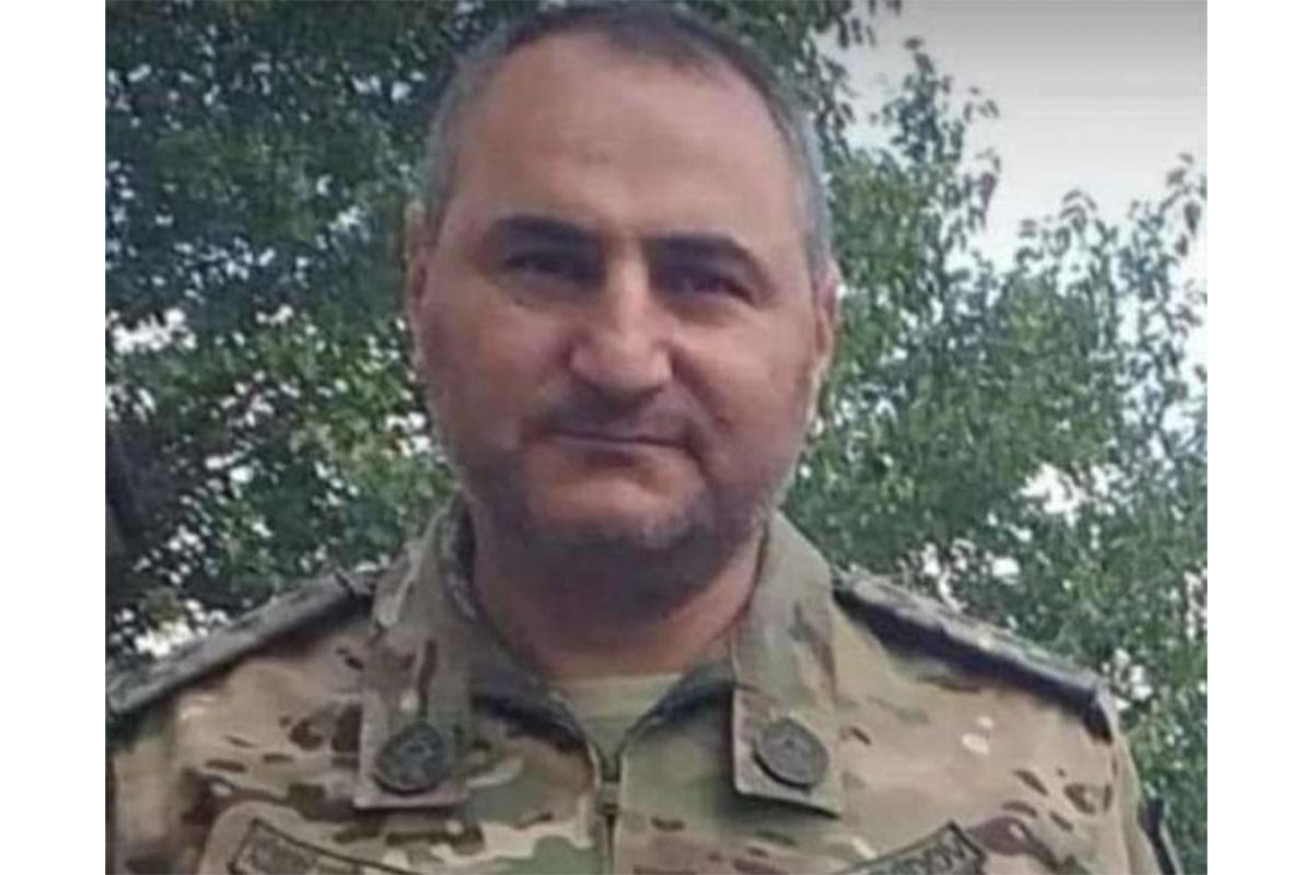 Кенан Сеидов назначен командиром 5-го Армейского корпуса