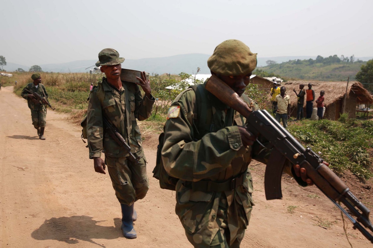 At least 16 dead after attack in DR Congo