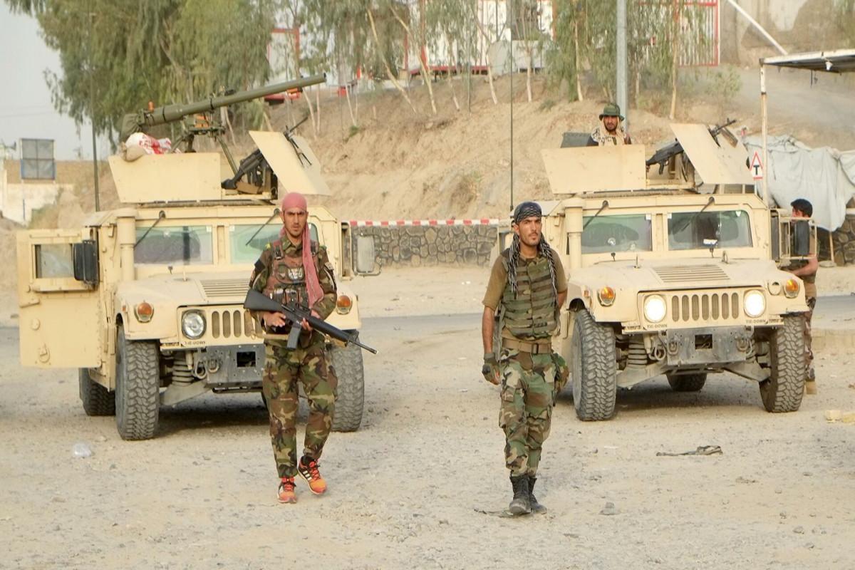 США и ЕС призвали «Талибан» остановить вооруженное наступление