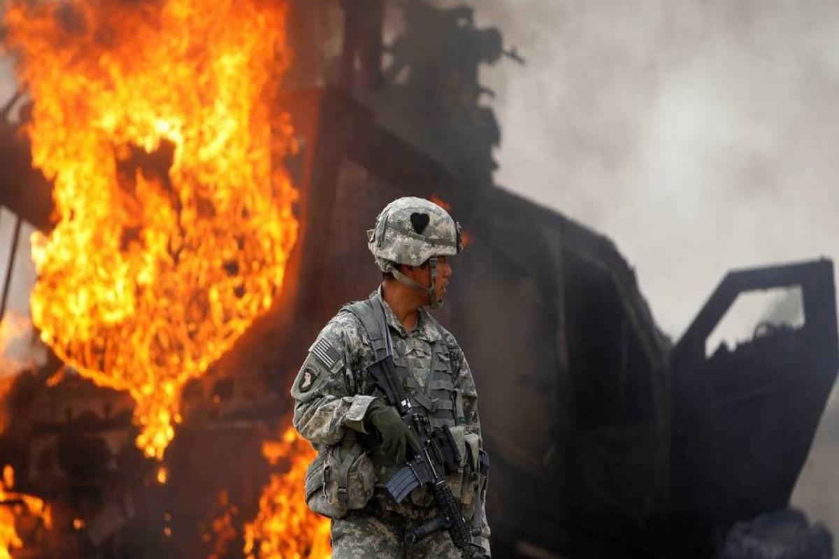 США активизировали нанесение ударов по талибам в Афганистане