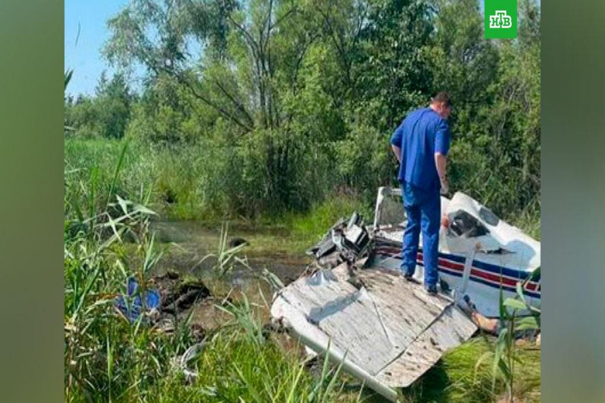 2 died in plane crash in Russia