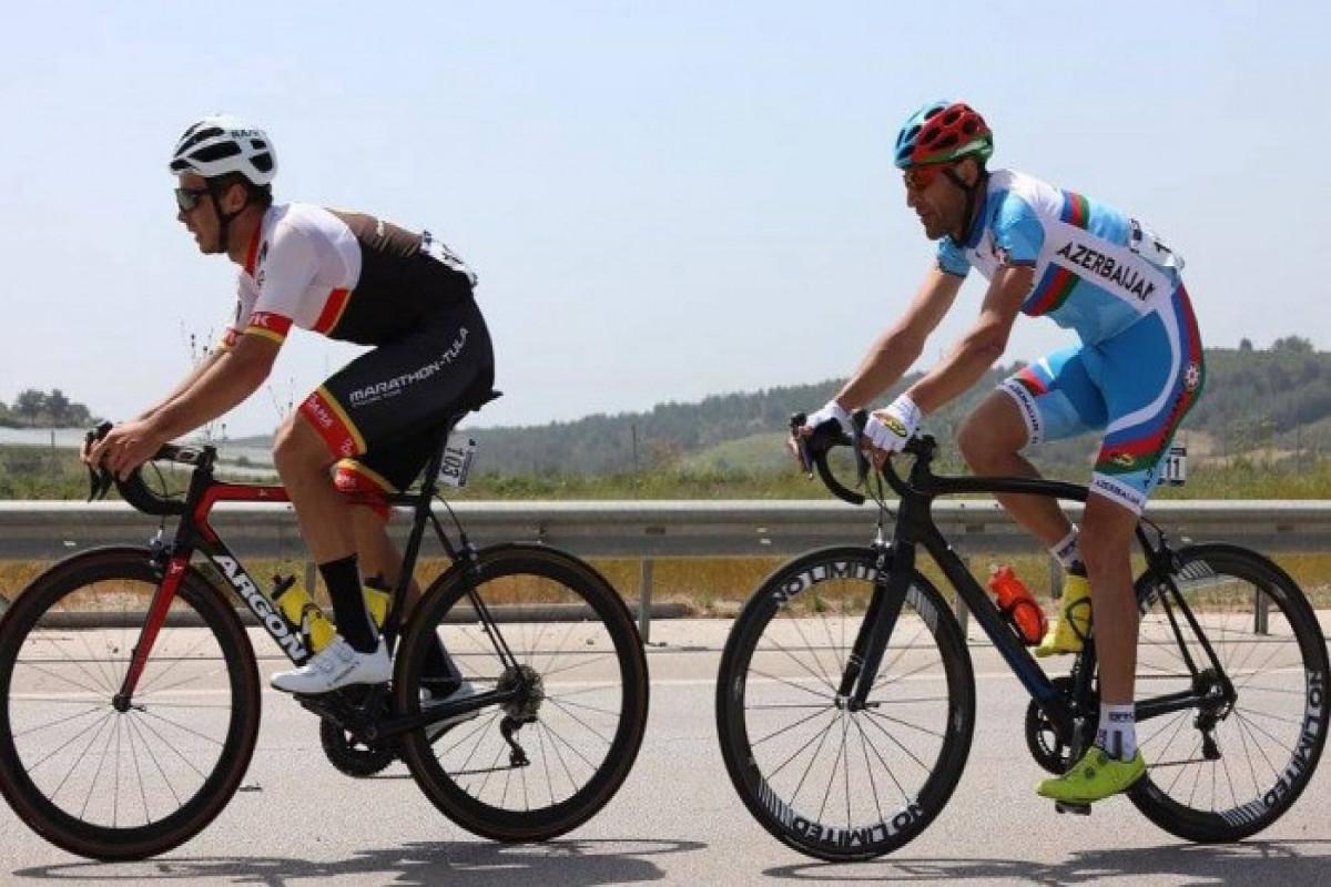 Tokio-2020:  Azərbaycan velosipedçisi finişə çata bilməyib