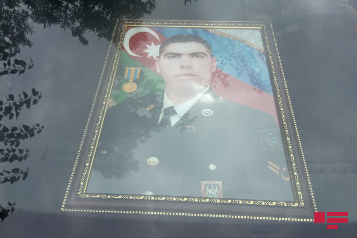 """Serviceman of Azerbaijani Army martyred in Kalbajar buried-<span class=""""red_color"""">UPDATED"""