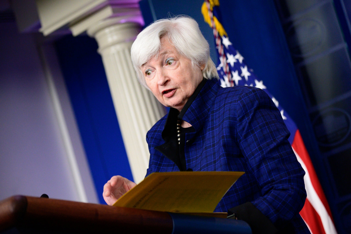 Janet Yellen warns Congress that failing to act on the debt limit risks 'irreparable' economic harm
