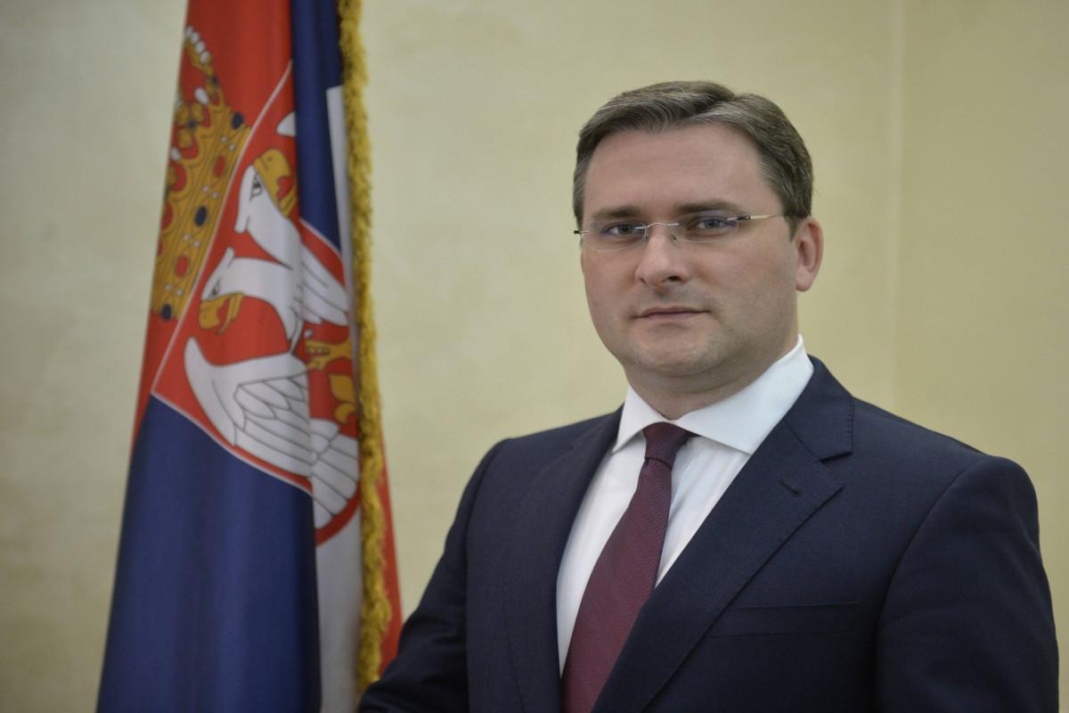 Министр иностранных дел Сербии посетит Азербайджан