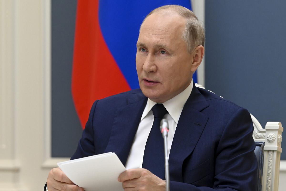 Putin, Uzbekistan's president discuss strategic partnership issues