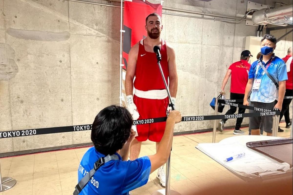 """Azərbaycan boksçusu: """"Olimpiadadan medalsız qayıtmayacağıq"""" - <span class=""""red_color"""">MÜSAHİBƏ"""