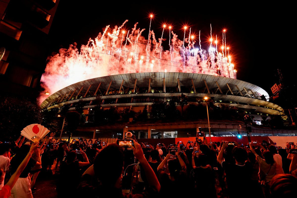 Tokyo Olympics opening drew 16.7 mln TV viewers, a 33-year low