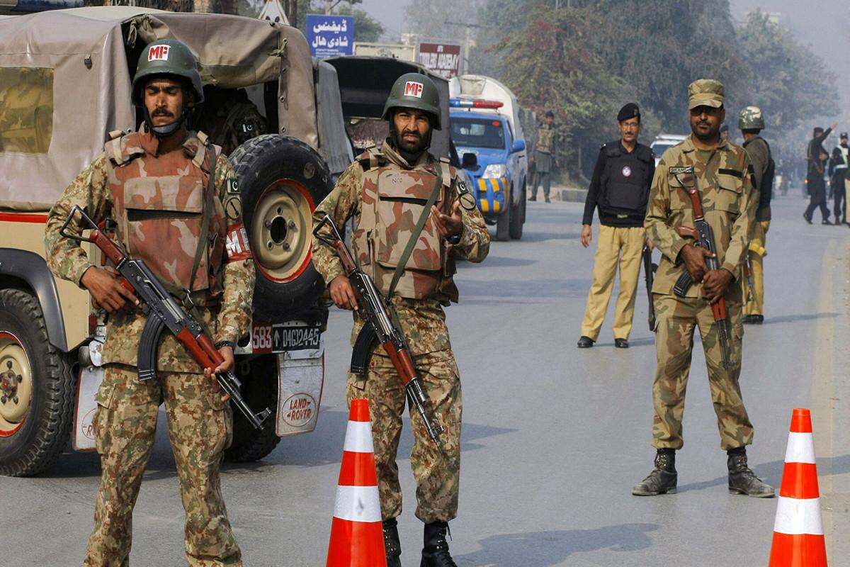 Пакистанские военные зашли в подконтрольный талибам район Афганистана