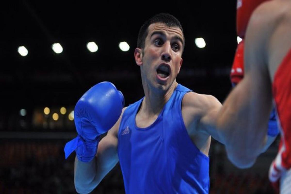 """<span class=""""red_color"""">Токио-2020: Азербайджанский боксер вышел в 1/8 финала"""