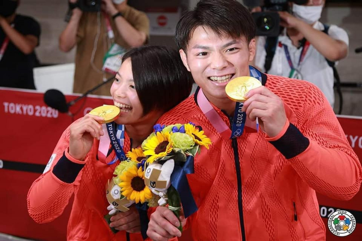 "<span class=""red_color"">Tokio-2020: Bakıda yazılan tarix Tokioda təkrarlanıb"