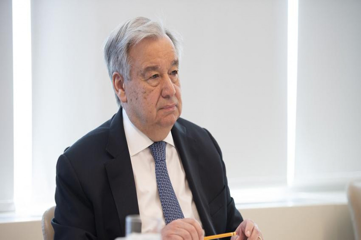 UN chief calls on G20 nations to achieve carbon neutrality by mid-century