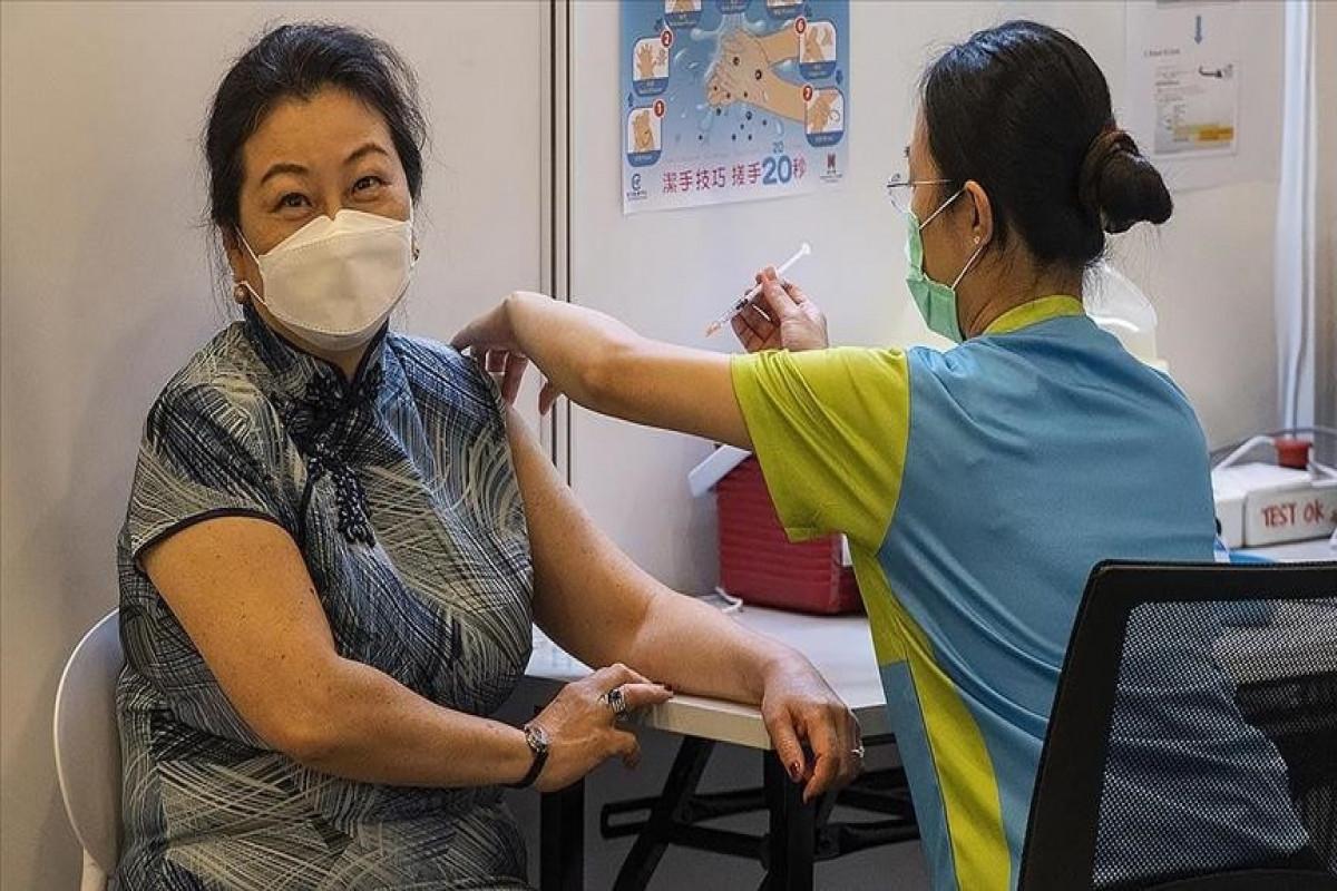 Over 3.86B coronavirus vaccine shots administered worldwide to date