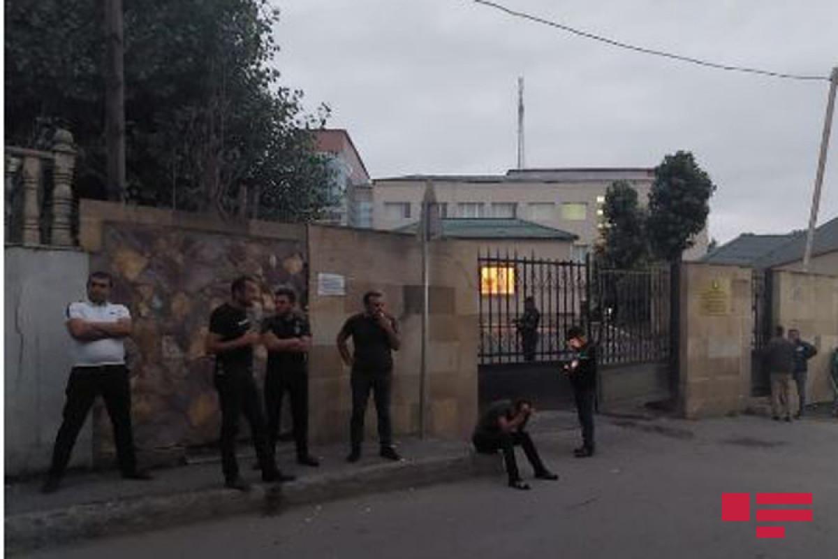 """Задержан подозреваемый в совершении убийства на свадьбе в Дашкесане -<span class=""""red_color"""">ОБНОВЛЕНО-<span class=""""red_color"""">ФОТО"""