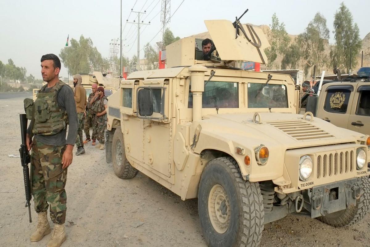 США продолжат наносить авиаудары в поддержку военных Афганистана