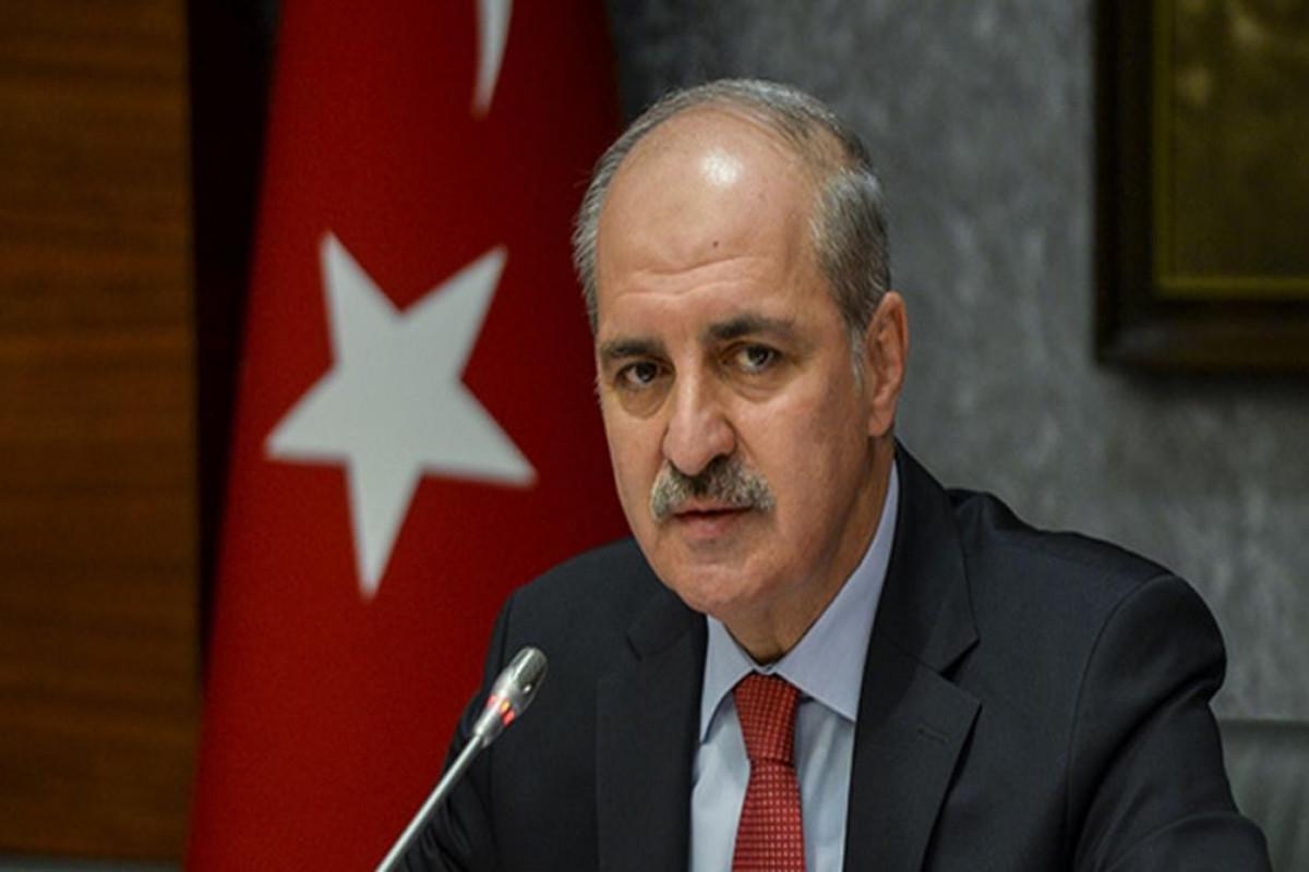 Deputy chair of Turkey
