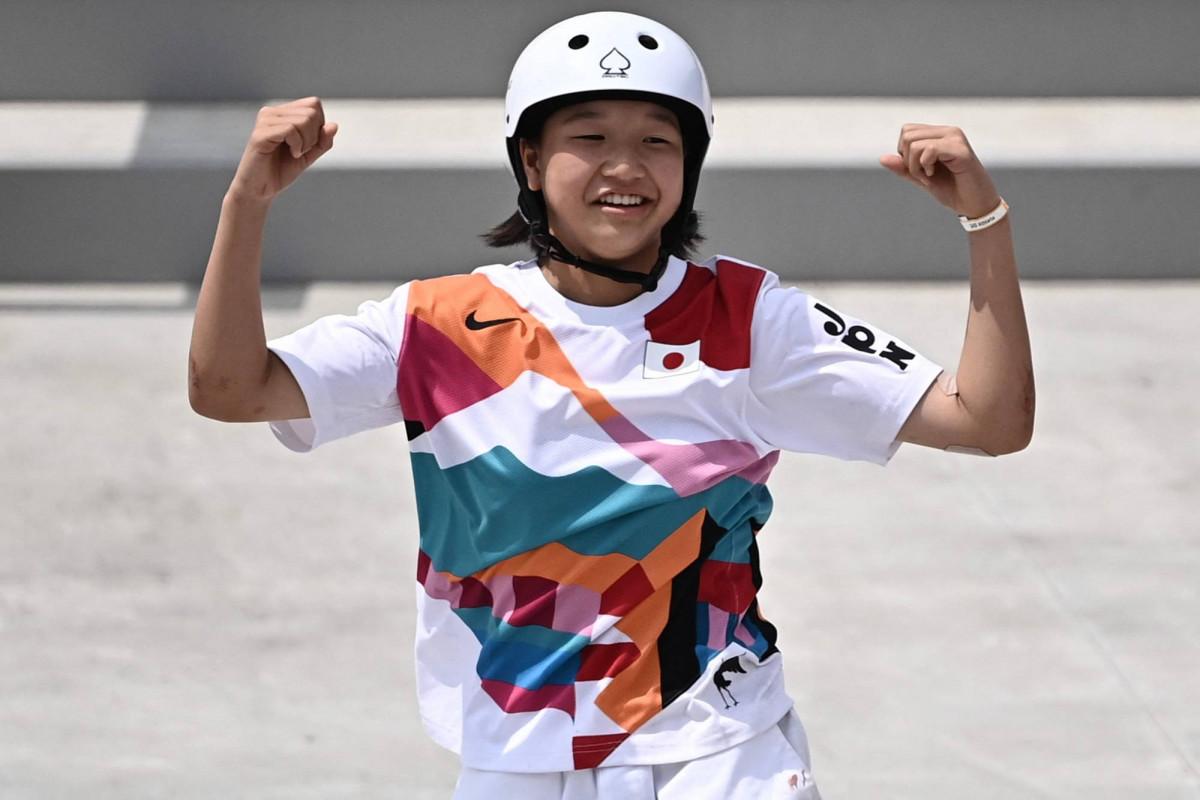 Tokio-2020:  13 yaşlı yaponiyalı çempion olub