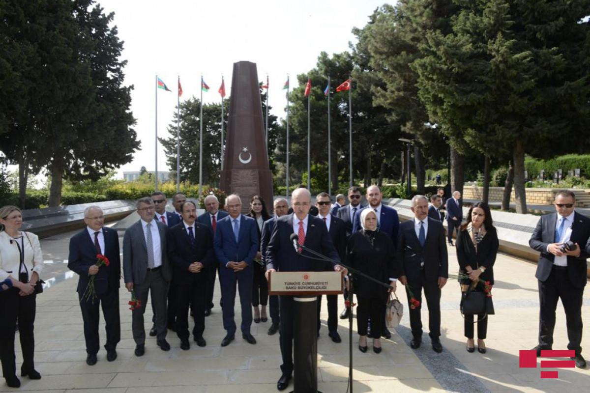 """AK Partiya sədrinin I müavini : """"Türkiyə olaraq Tunisdəki çevrilişə qarşıyıq"""""""