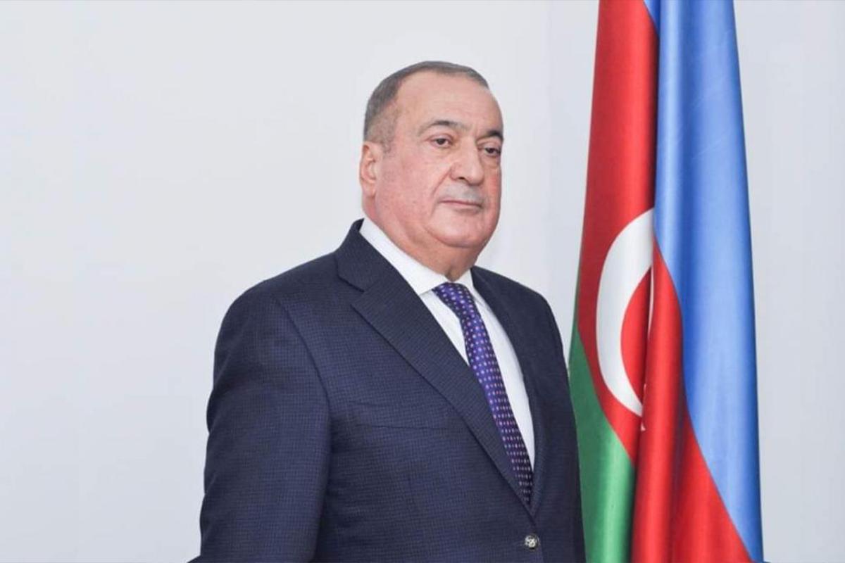 """Eldar Quliyev """"Şərəf"""" ordeni ilə təltif edilib"""