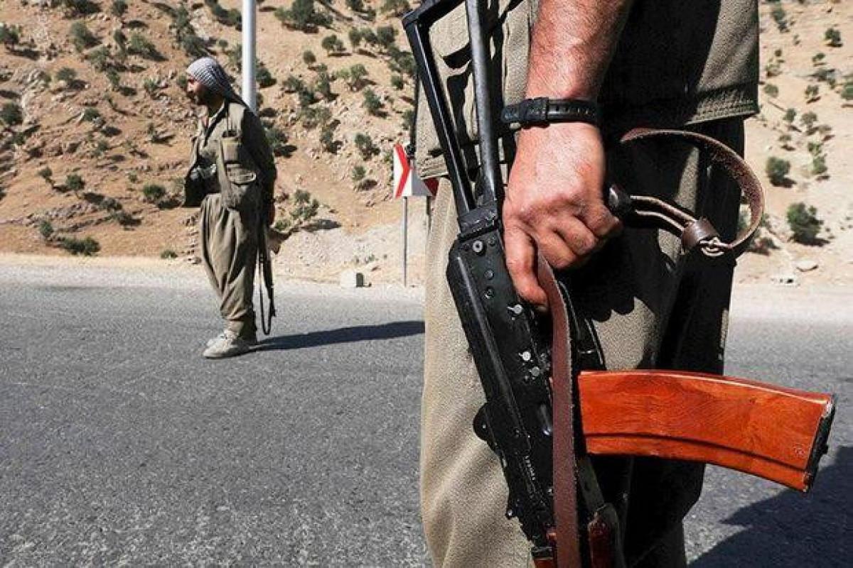 PKK-nın məsul şəxsi öldürülüb