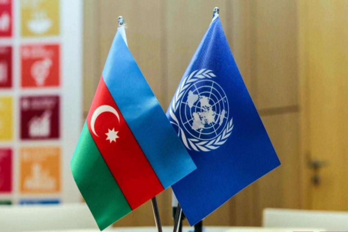 Сменился представитель Азербайджана в ООН
