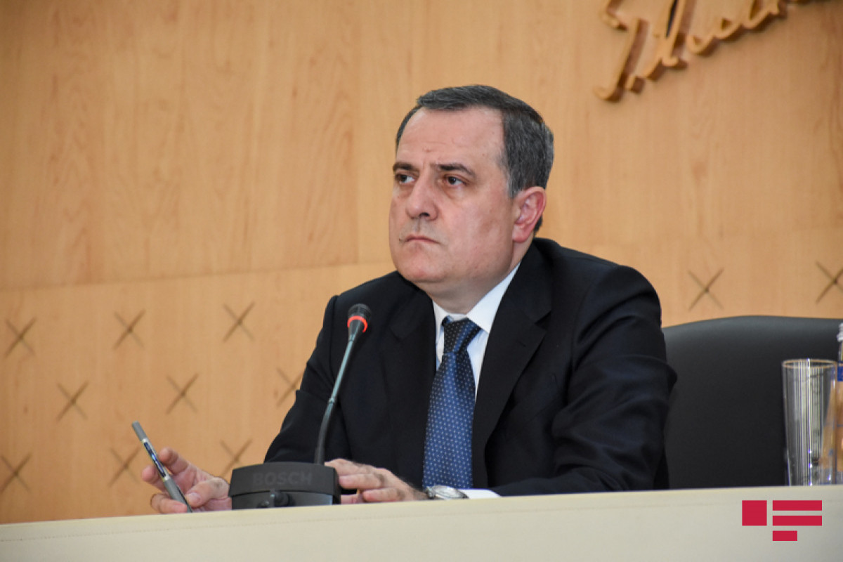 Returning IDPs to liberated territories is a key priority for Azerbaijan, FM Bayramov says