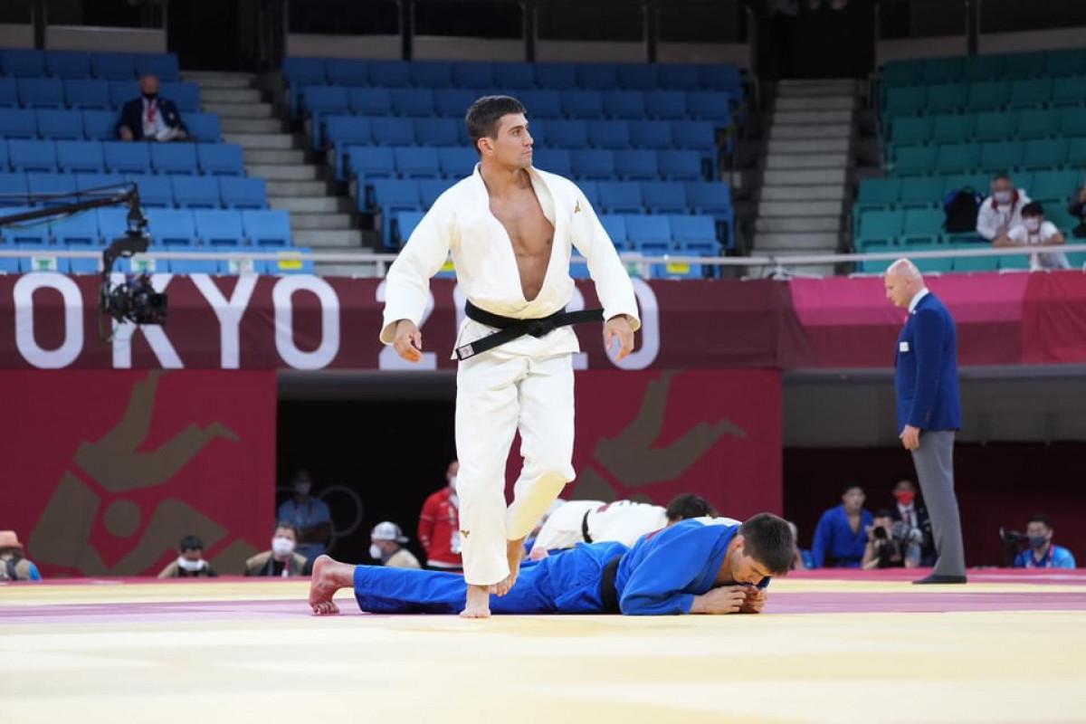 """<span class=""""red_color"""">Tokio-2020: Rüstəm Orucov Olimpiadanı 5-ci yerdə bitirib"""