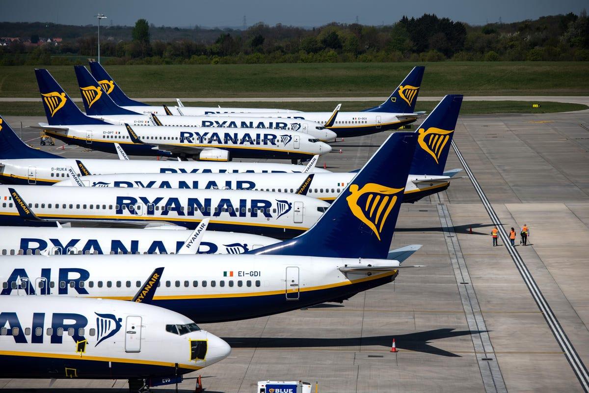 """""""Ryanair"""" I rübü 273 mln. avroluq xalis zərər ilə başa vurub"""