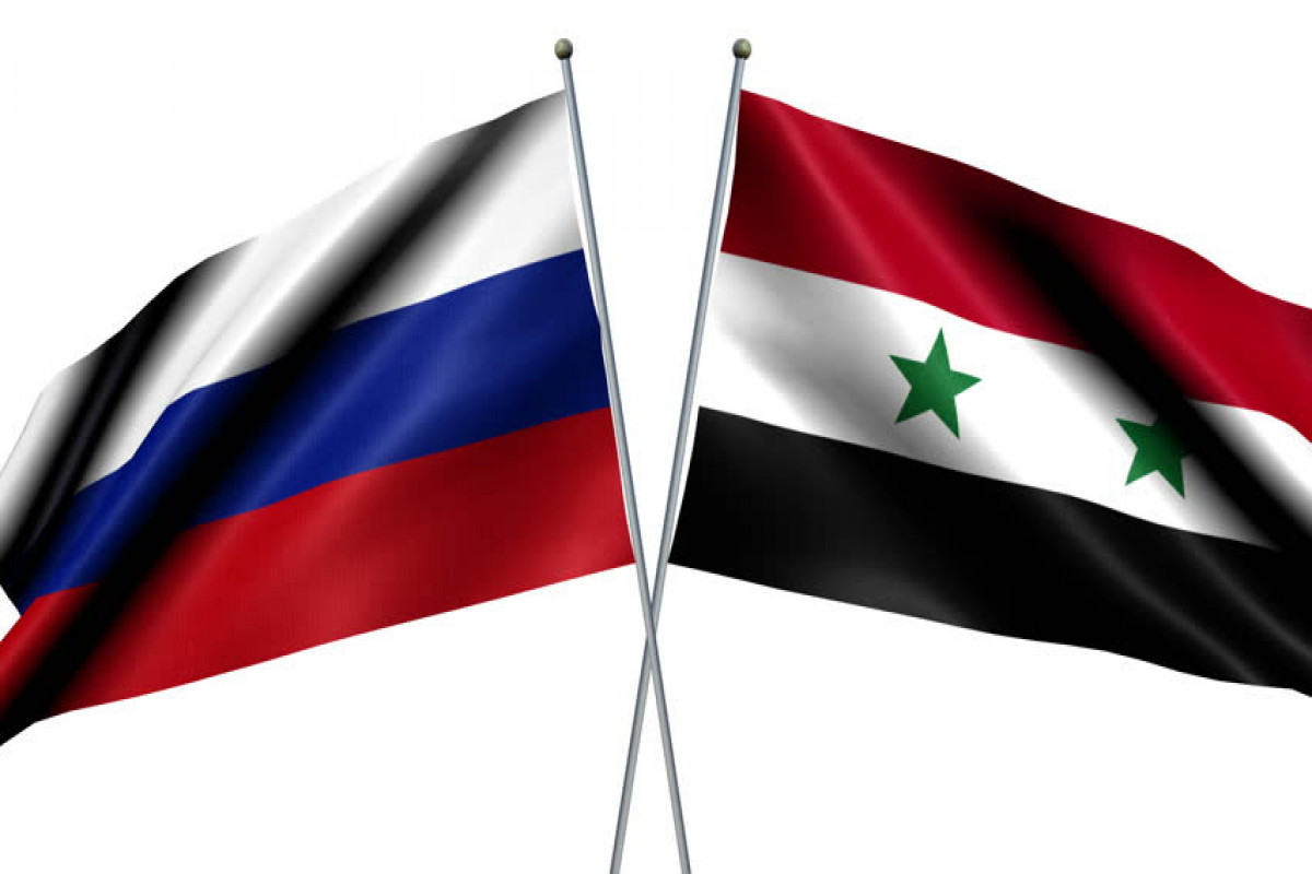 Russia, Syria sign 15 agreements, memorandums of cooperation