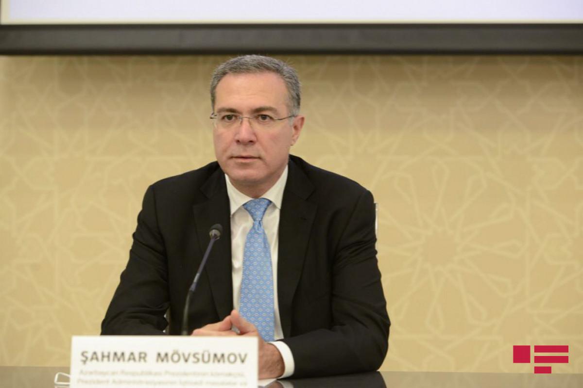 Шахмар Мовсумов: Тем, кому противопоказана вакцинация, будет выдан соответствующий сертификат