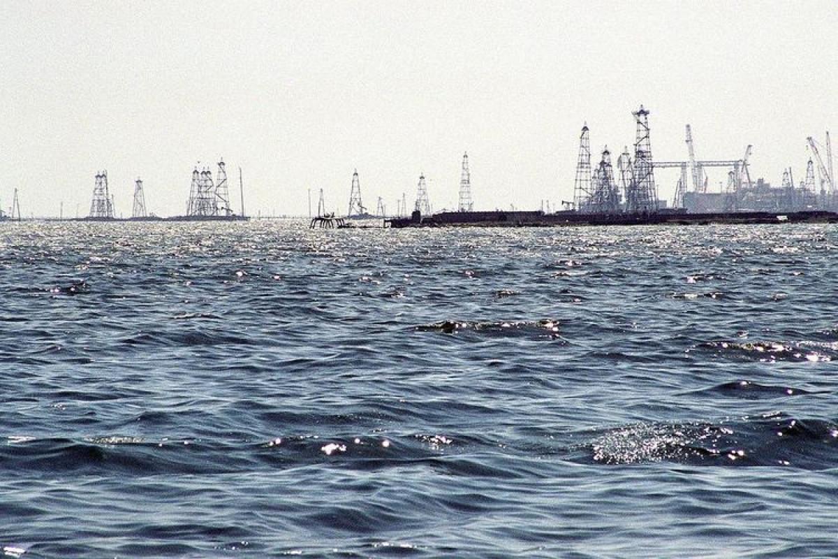 Государственное морское агентство предупреждает о погодных условиях на Каспии