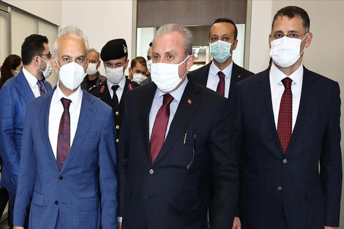 Speakers of Turkish and Pakistani parliaments arrive in Azerbaijan