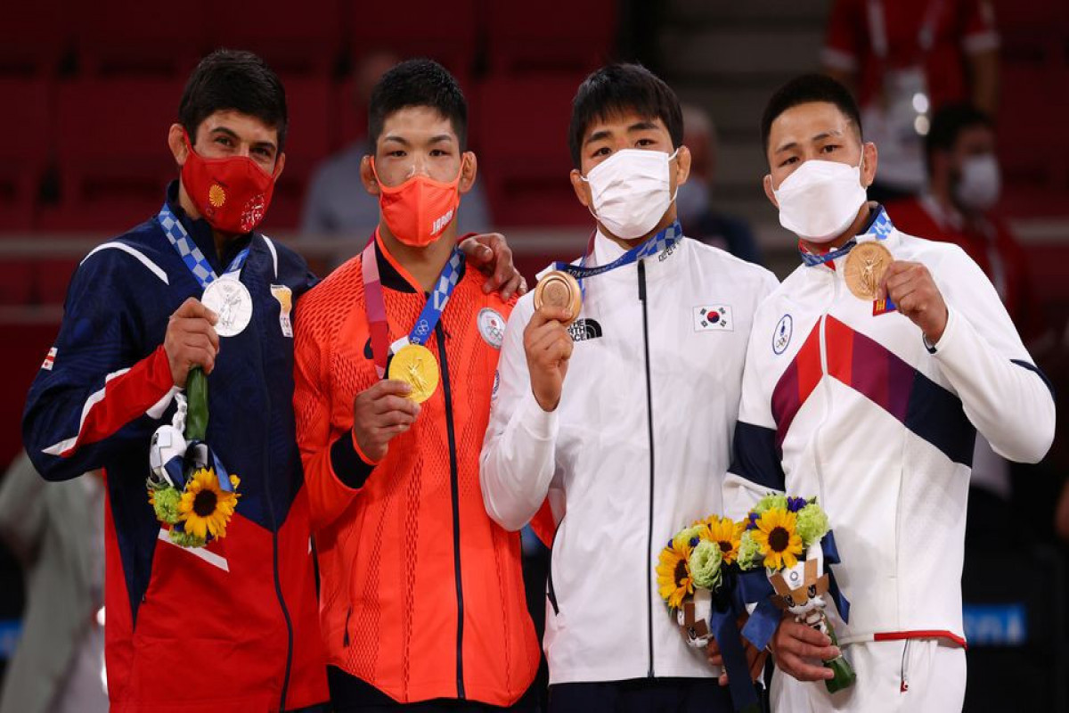 """Токио-2020: Япония лидирует, Китай опустился на 3 место-<span class=""""red_color"""">СПИСОК МЕДАЛЕЙ"""