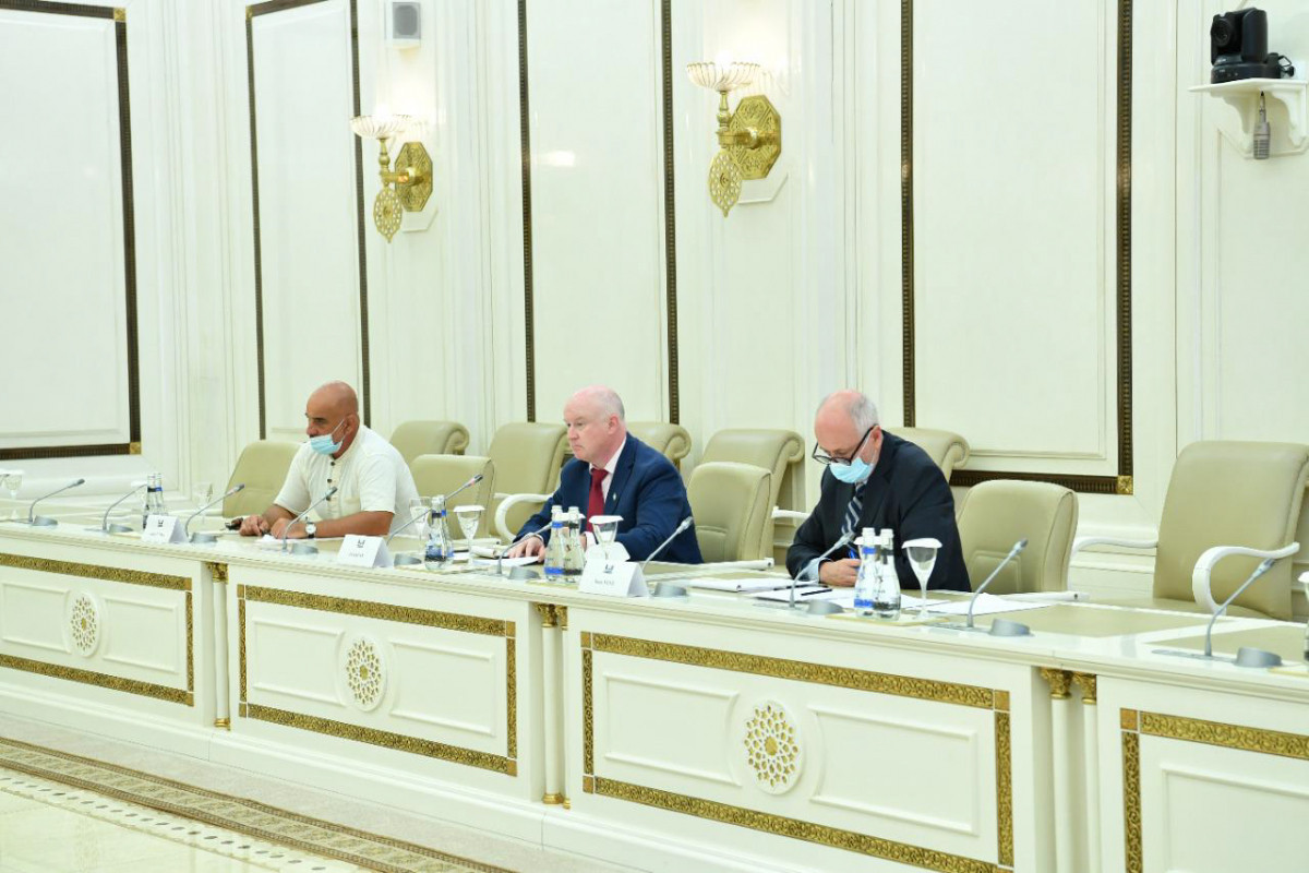 Chair of Milli Majlis meets with PACE rapporteur