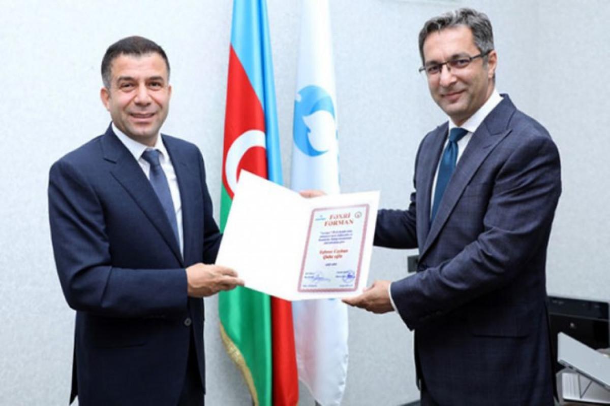 Джейхун Сафар ушел с должности главы пресс-службы ПО «Азеригаз»