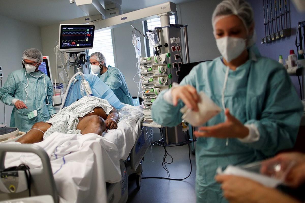 Braziliyada koronavirusdan ölənlərin sayı 550 mini ötüb