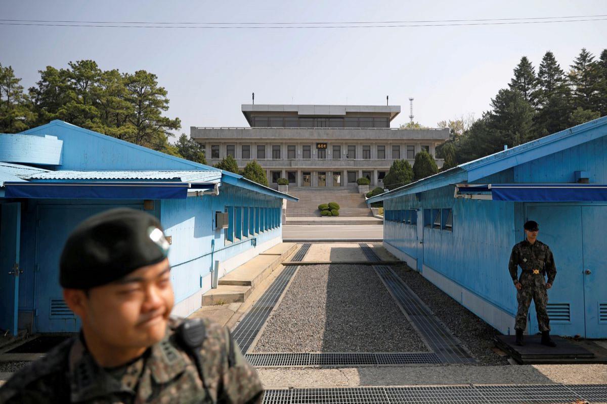 South, North Korea have restored once-severed hotline - Blue House