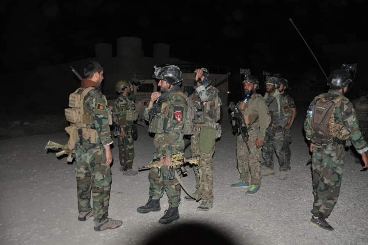 """Əfqanıstan MN: Son sutkada """"Taliban""""ın 187 yaraqlısı məhv edilib"""