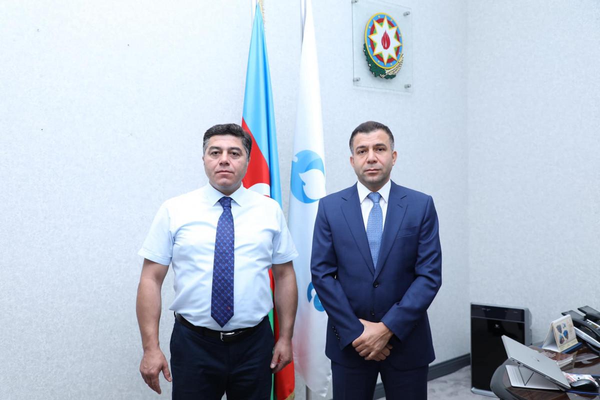Назначен новый пресс-секретарь ПО «Азеригаз»