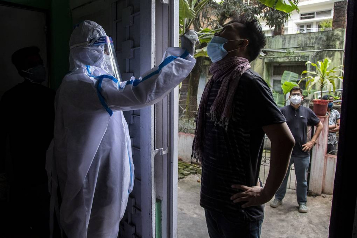 India registers less than 30,000 coronavirus cases per day first in 130 days