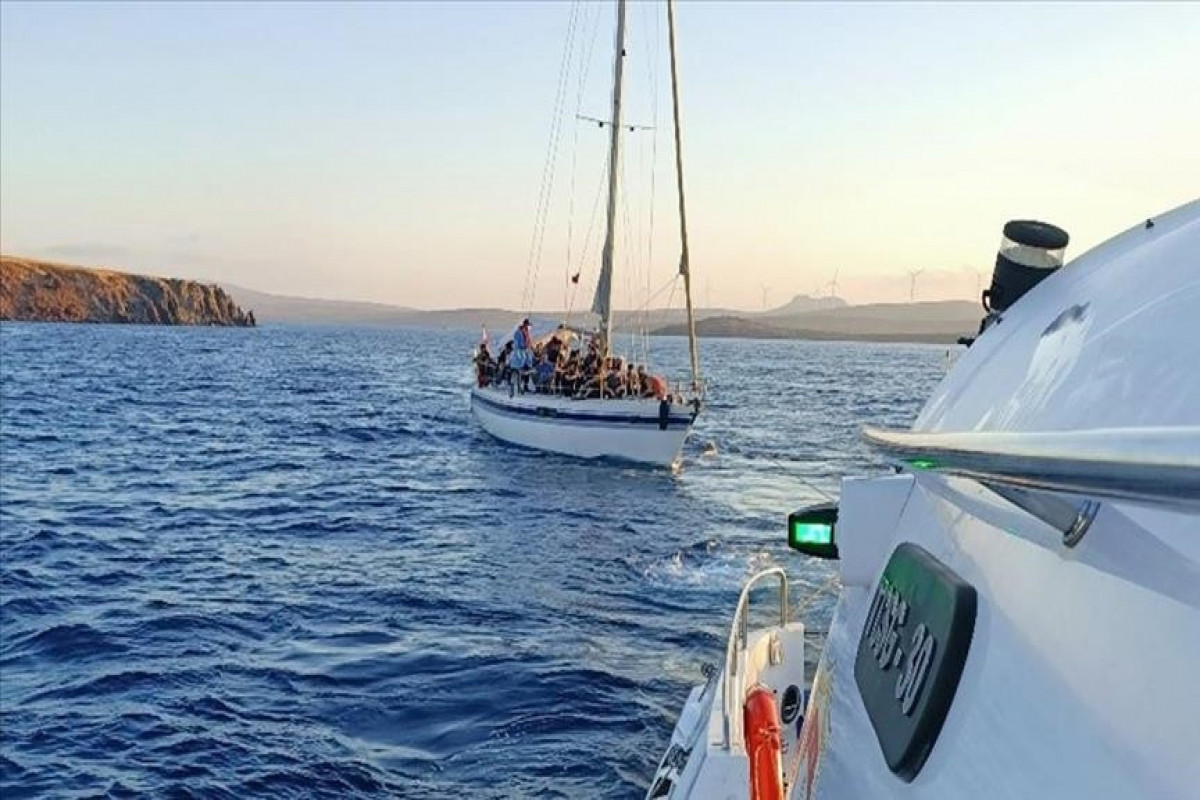 Turkey rescues 388 asylum seekers after Greek pushback
